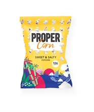 Proper Corn Sweet Salty 8x90gr